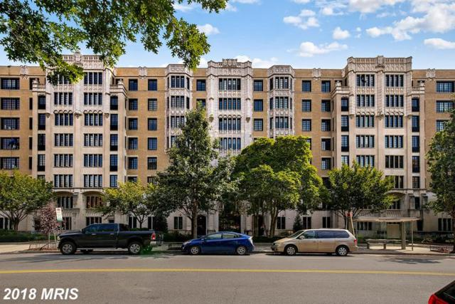 1701 16TH Street NW #125, Washington, DC 20009 (#DC10355580) :: Frontier Realty Group