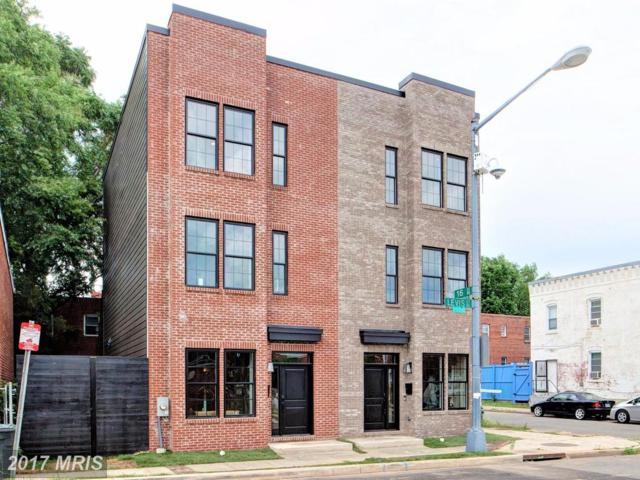 1540 Levis Street NE B, Washington, DC 20002 (#DC9949933) :: Colgan Real Estate