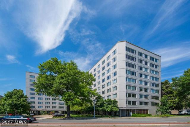 2475 Virginia Avenue NW #707, Washington, DC 20037 (#DC9965761) :: The Cruz Group