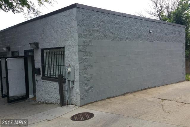1206-1206 Queen Street NE, Washington, DC 20002 (#DC9983098) :: LoCoMusings