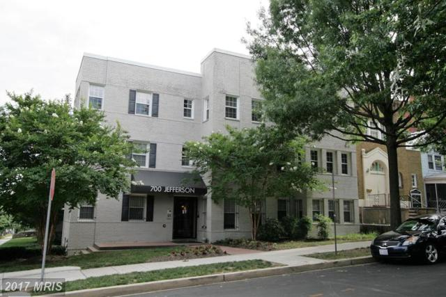 700 Jefferson Street NW #303, Washington, DC 20011 (#DC9984912) :: The Cruz Group