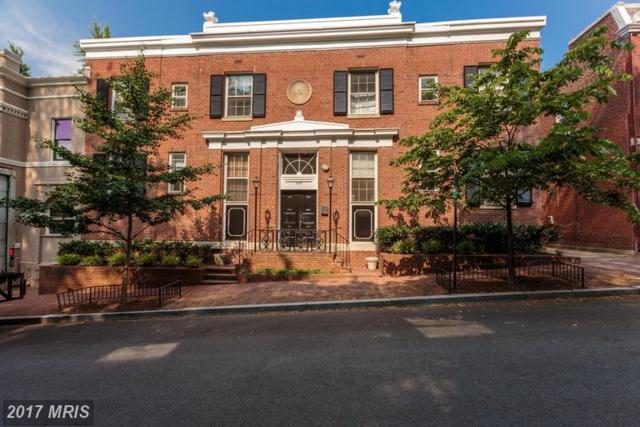 1632 30TH Street NW #12, Washington, DC 20007 (#DC9985150) :: LoCoMusings