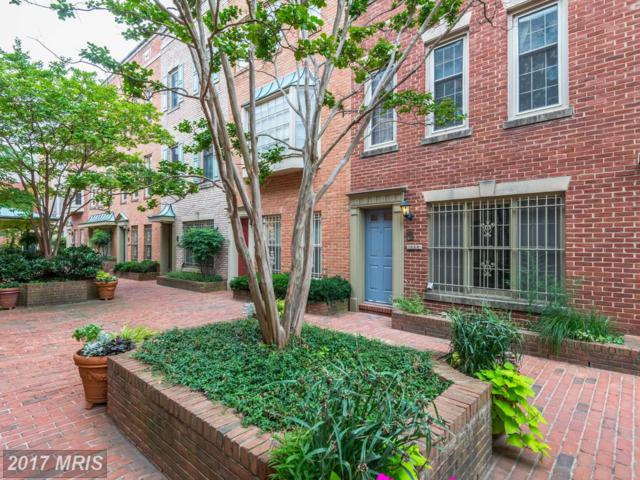 1688 Euclid Street NW A, Washington, DC 20009 (#DC9985413) :: The Cox & Cox Group at Keller Williams Realty International
