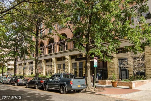 1111 25TH Street NW #522, Washington, DC 20037 (#DC9985637) :: LoCoMusings
