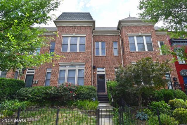 1817 6TH Street NW #1, Washington, DC 20001 (#DC9988159) :: Eng Garcia Grant & Co.