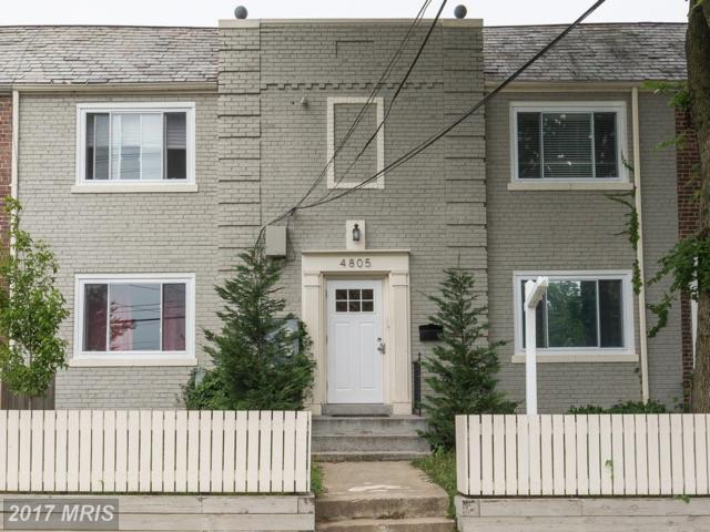 4805 4TH Street NW #2, Washington, DC 20011 (#DC9988814) :: A-K Real Estate