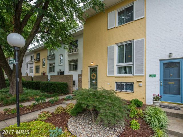 703 3RD Street SW #602, Washington, DC 20024 (#DC9997108) :: Pearson Smith Realty