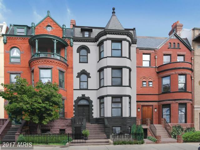 1713 S Street NW #1, Washington, DC 20009 (#DC9998694) :: The Cox & Cox Group at Keller Williams Realty International