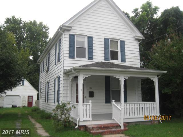 420 Robbins Street, Cambridge, MD 21613 (#DO10082934) :: Pearson Smith Realty