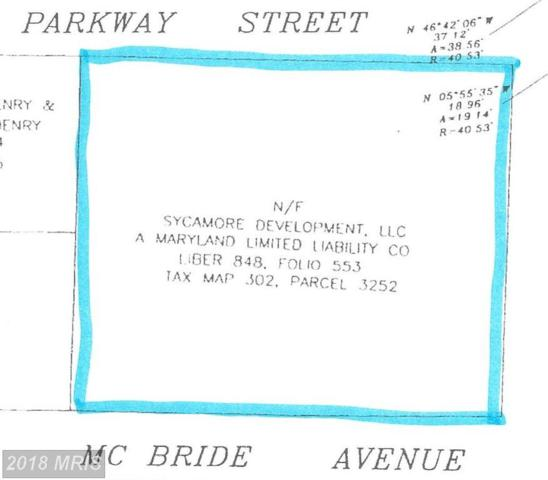 Mcbride Avenue, Cambridge, MD 21613 (#DO10136044) :: The Withrow Group at Long & Foster