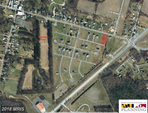 313 Railroad Avenue, East New Market, MD 21631 (MLS #DO10212288) :: RE/MAX Coast and Country