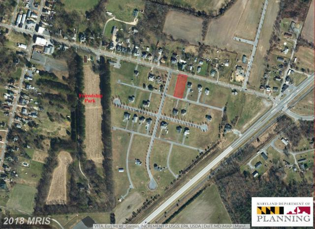 Railroad Avenue, East New Market, MD 21631 (MLS #DO10212307) :: RE/MAX Coast and Country
