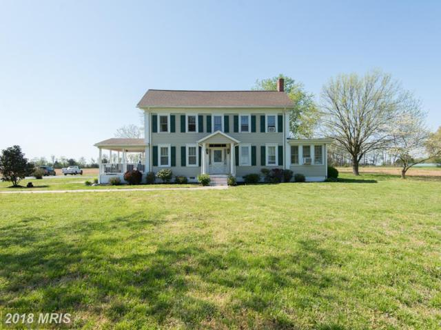 6912 Hubbard Road, Hurlock, MD 21643 (#DO10236650) :: The Gus Anthony Team