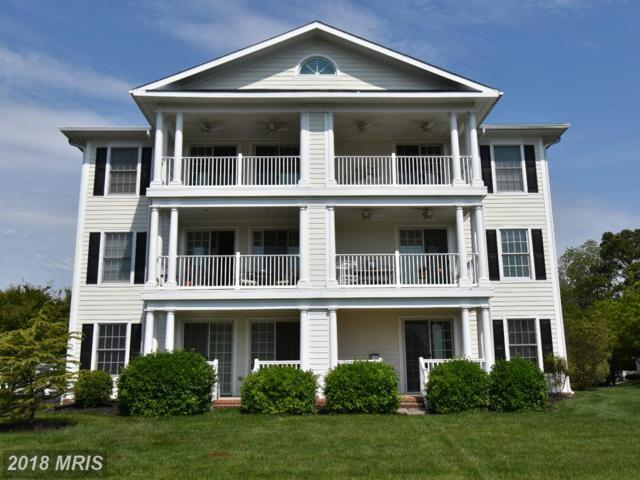 7 Oakley Street #201, Cambridge, MD 21613 (#DO10238178) :: RE/MAX Coast and Country