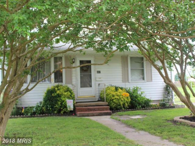 307 Bayly Avenue, Cambridge, MD 21613 (#DO10251291) :: AJ Team Realty