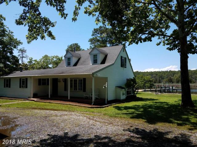 4004 Robinson Neck Road, Taylors Island, MD 21669 (#DO10268686) :: The Gus Anthony Team