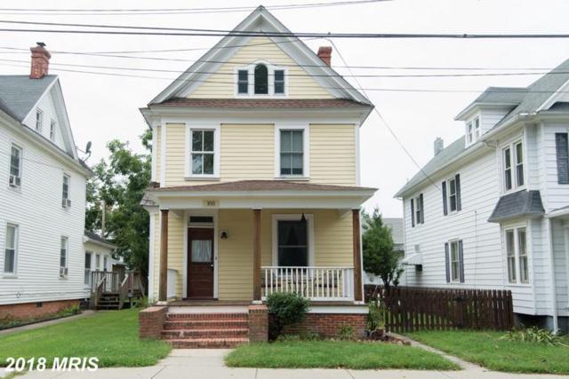 105 Willis Street, Cambridge, MD 21613 (#DO10353258) :: Bob Lucido Team of Keller Williams Integrity