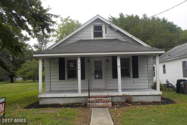 208 Charles Street, Hurlock, MD 21643 (#DO9957288) :: LoCoMusings