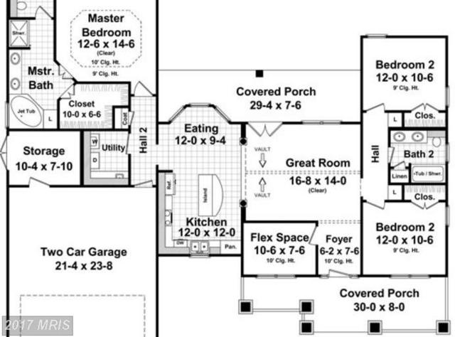 Mitchells Lane, Tappahannock, VA 22560 (#ES9962178) :: Pearson Smith Realty