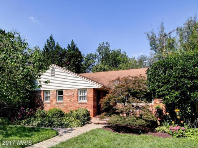 313 Underwood Street N, Falls Church, VA 22046 (#FA10012026) :: Century 21 New Millennium