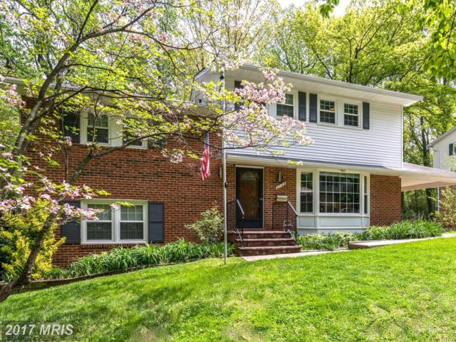 2705 Welcome Drive, Falls Church, VA 22046 (#FA10029567) :: AJ Team Realty