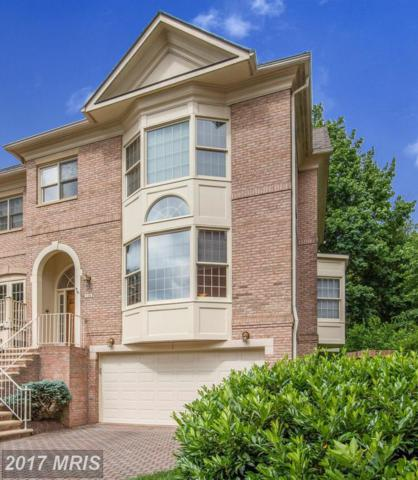 118 Gresham Place, Falls Church, VA 22046 (#FA10032636) :: AJ Team Realty