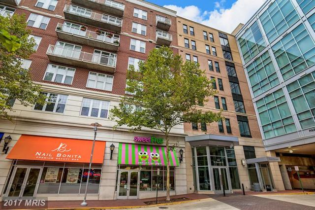 444 Broad Street W #523, Falls Church, VA 22046 (#FA10033937) :: AJ Team Realty