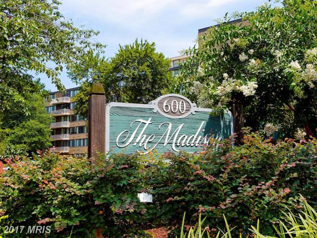 600 Roosevelt Boulevard #412, Falls Church, VA 22044 (#FA10064544) :: Browning Homes Group