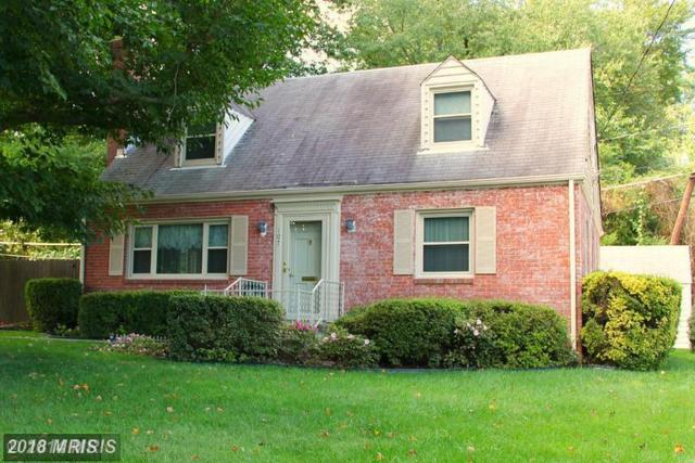 107 Jackson Street, Falls Church, VA 22046 (#FA10133734) :: Arlington Realty, Inc.