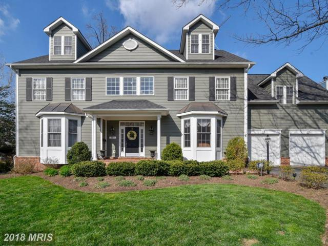 309 Grove Avenue, Falls Church, VA 22046 (#FA10211207) :: AJ Team Realty