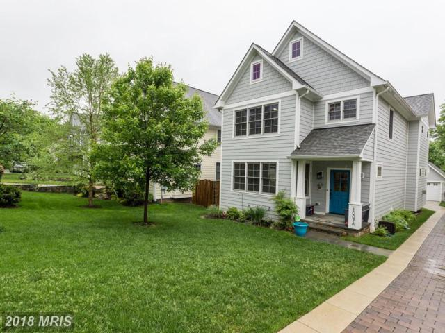 1007 Lincoln Avenue A, Falls Church, VA 22046 (#FA10243063) :: Browning Homes Group