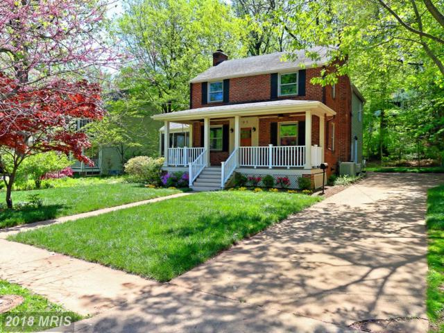 705 Timber Lane, Falls Church, VA 22046 (#FA10247213) :: Browning Homes Group