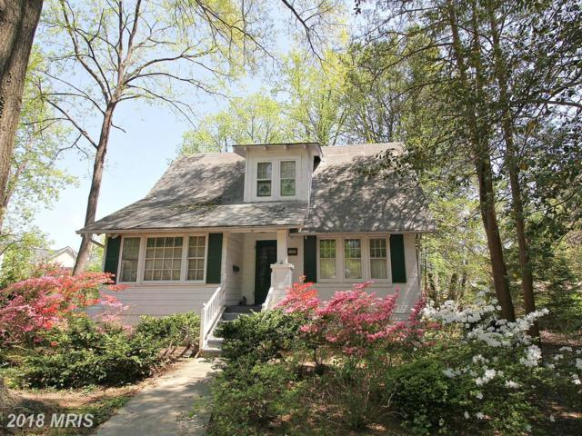 604 Fulton Avenue, Falls Church, VA 22046 (#FA10249113) :: Browning Homes Group