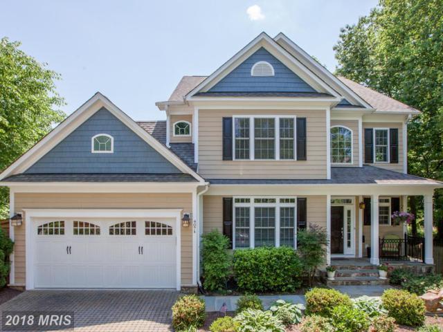 407-B Lincoln Avenue, Falls Church, VA 22046 (#FA10256465) :: Browning Homes Group