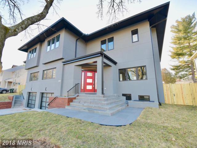 215 W Greenway Boulevard, Falls Church, VA 22046 (#FA10265505) :: Browning Homes Group