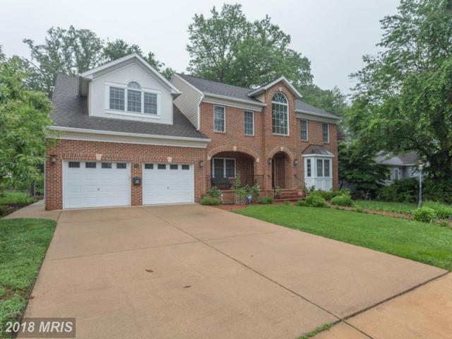 610 Highland, Falls Church, VA 22046 (#FA10266145) :: Browning Homes Group