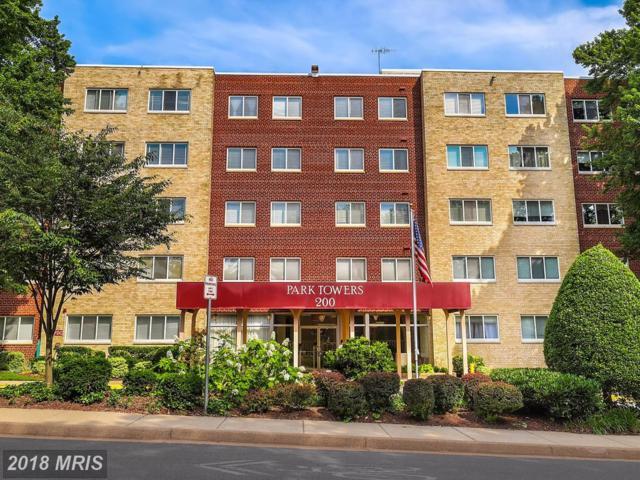 200 Maple Avenue N #504, Falls Church, VA 22046 (#FA10266652) :: Keller Williams Pat Hiban Real Estate Group