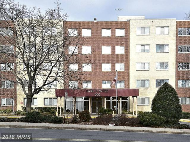 200 Maple Avenue N #215, Falls Church, VA 22046 (#FA10271842) :: AJ Team Realty