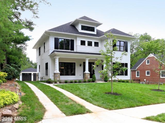 205 Patterson Street, Falls Church, VA 22046 (#FA10284782) :: TVRG Homes