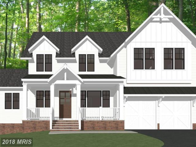 114 Jefferson Street E, Falls Church, VA 22046 (#FA10293778) :: TVRG Homes
