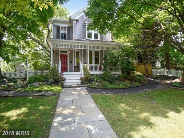 322 Broad Street E, Falls Church, VA 22046 (#FA10317261) :: Browning Homes Group