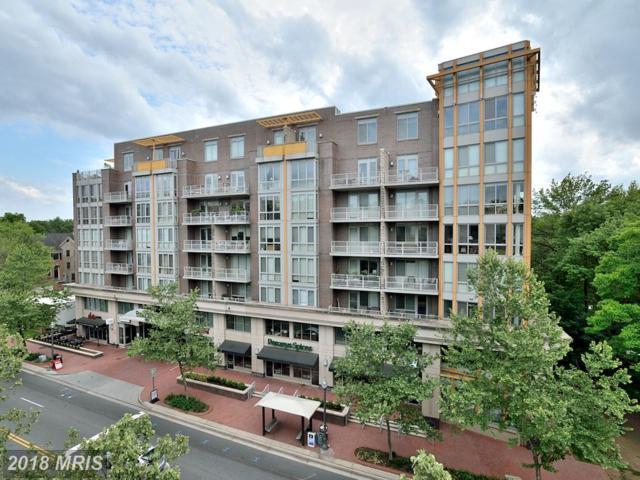 513-W. Broad Street #607, Falls Church, VA 22046 (#FA10342491) :: TVRG Homes