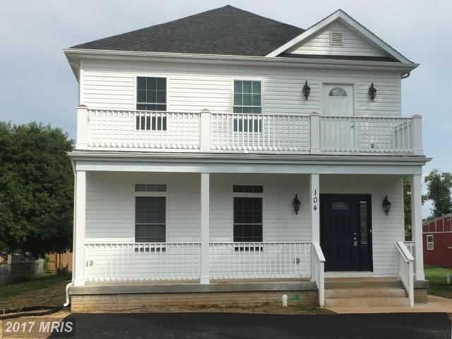 303 Canal Street, Fredericksburg, VA 22401 (#FB10027463) :: Pearson Smith Realty