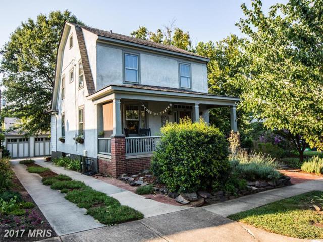 821 Marye Street, Fredericksburg, VA 22401 (#FB10039121) :: Pearson Smith Realty