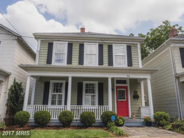 713 Lee Avenue, Fredericksburg, VA 22401 (#FB10041466) :: Pearson Smith Realty