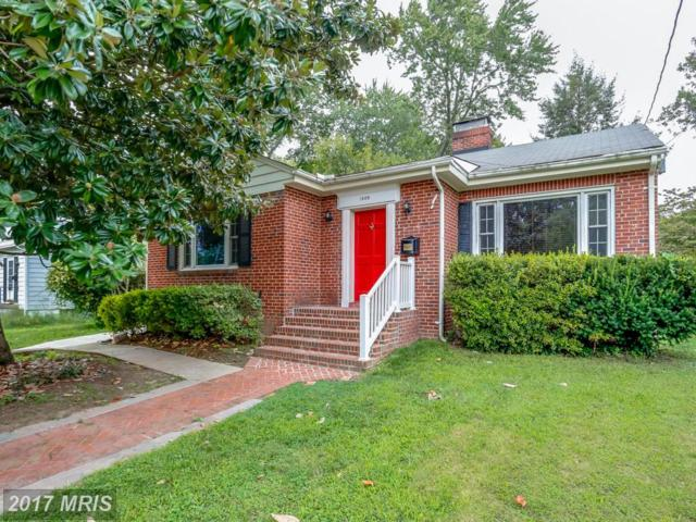 1409 Dandridge Street, Fredericksburg, VA 22401 (#FB10047175) :: Pearson Smith Realty