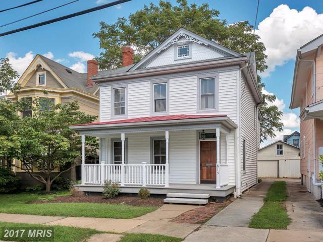 815 Weedon Street, Fredericksburg, VA 22401 (#FB10052181) :: Pearson Smith Realty