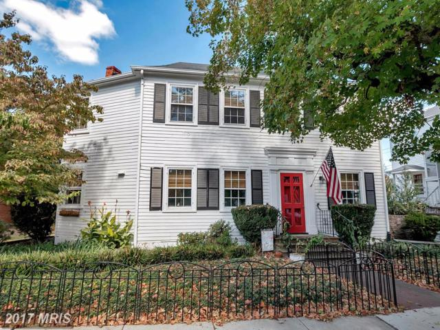 1205 Dandridge Street, Fredericksburg, VA 22401 (#FB10073680) :: LoCoMusings