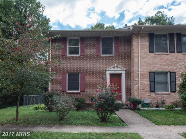 257 Farrell Lane, Fredericksburg, VA 22401 (#FB10083044) :: Pearson Smith Realty