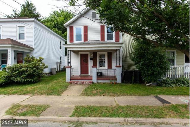 610 Shepherd Street, Fredericksburg, VA 22401 (#FB10098383) :: Pearson Smith Realty